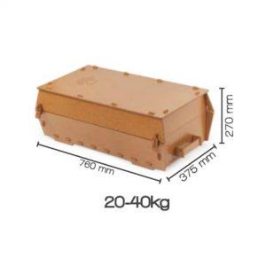 Gyvunu laidojimo karstas 20-40 kg