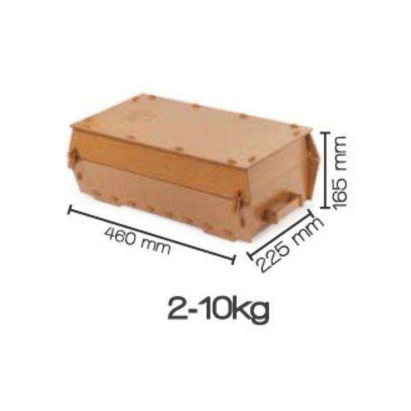 Gyvunu laidojimo karstas 2-10 kg
