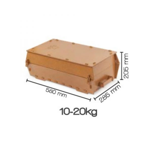 Gyvunu laidojimo karstas 10-20 kg